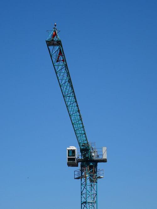crane technology sky