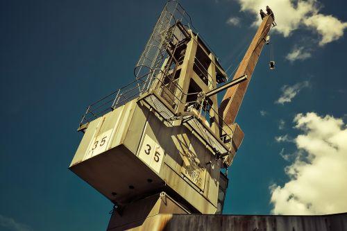 crane load crane lift loads