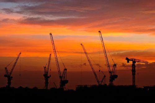 crane tower crane industry
