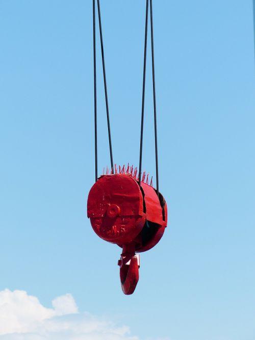crane chain hoist hook