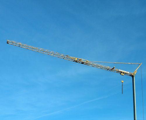 crane hoist stroke center