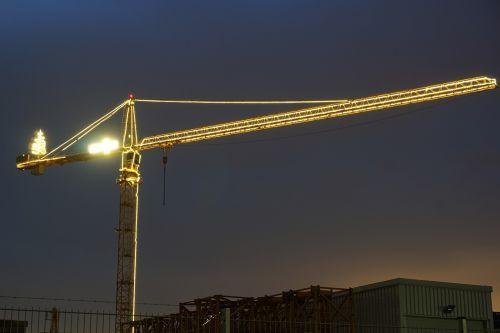 crane construction driver's cab