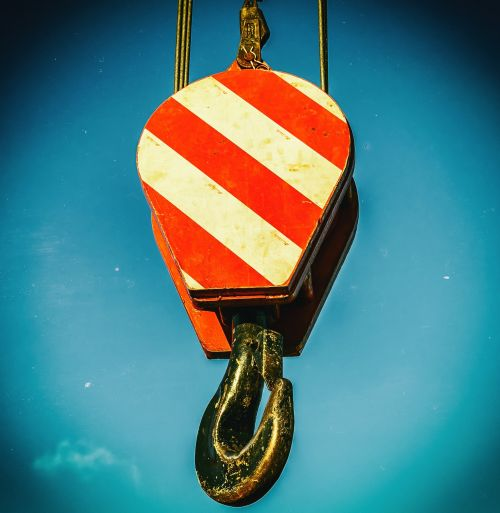 crane hook raise