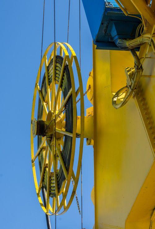 crane ropes industry