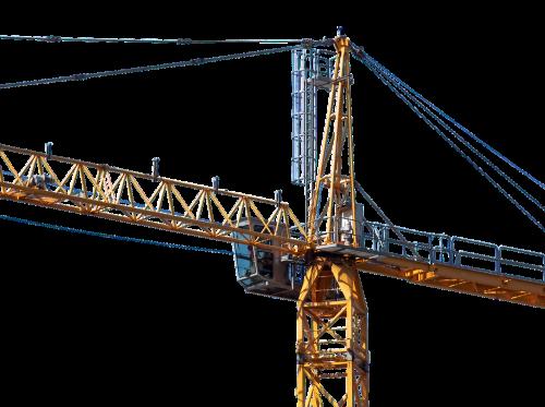 crane baukran boom