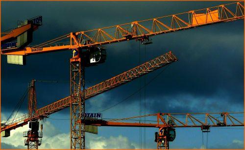 crane sky site