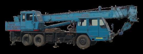crane autokran steel cable