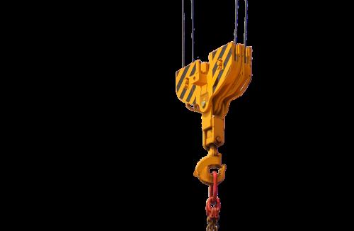 crane baukran load crane