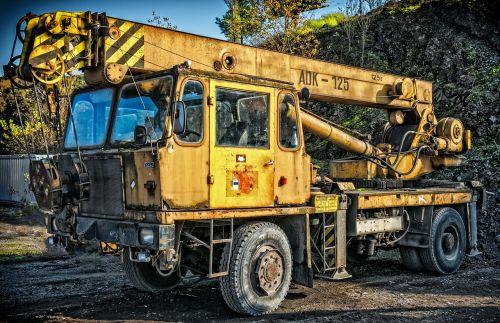 crane auto crane adk 125
