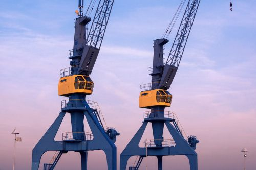 crane portal crane port
