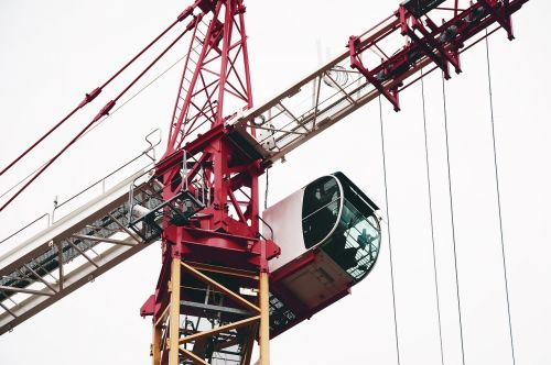 crane industry expression