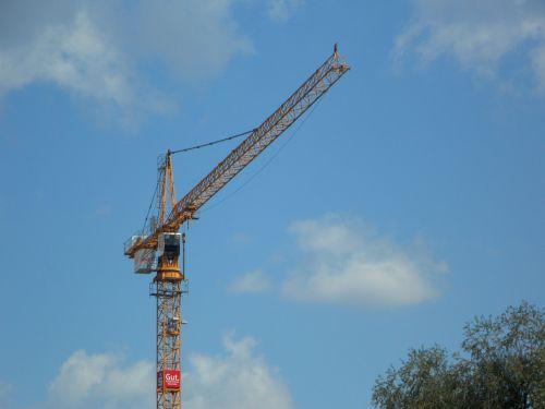 crane sky blue