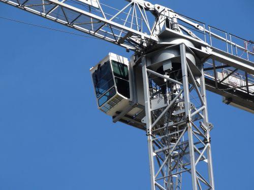crane lifting crane baukran