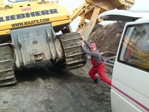crane lifting work