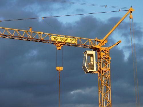 crane driver's cab house construction
