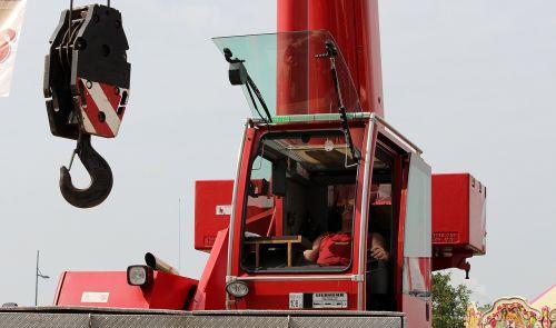 crane hook load crane