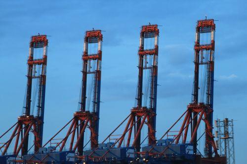 cranes crane systems lift loads
