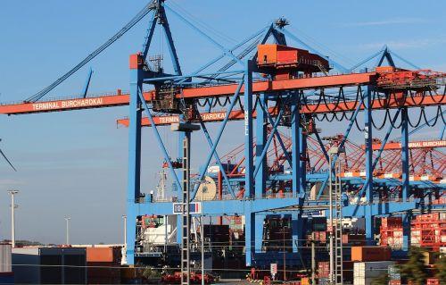 cranes crane systems port