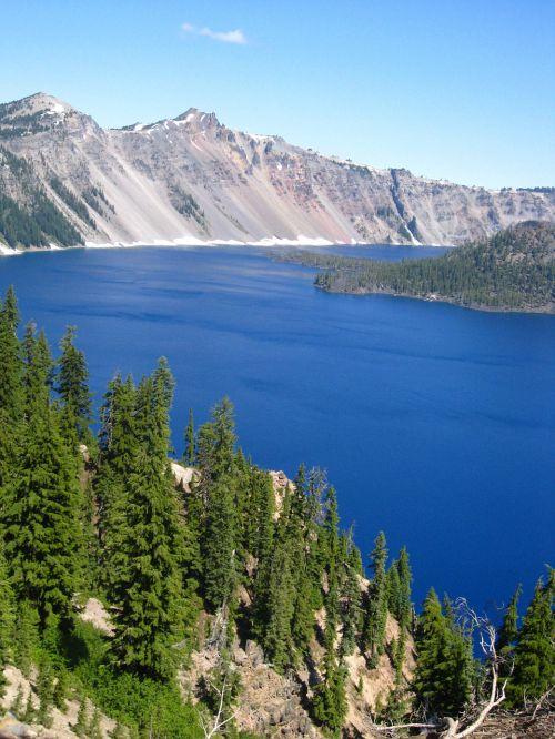 crater lake oregon lake