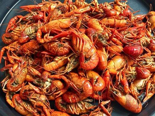 crawfish  seafood  crayfish