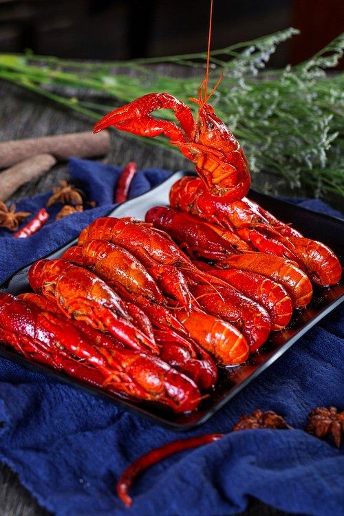 crayfish  shrimp inspector gadget