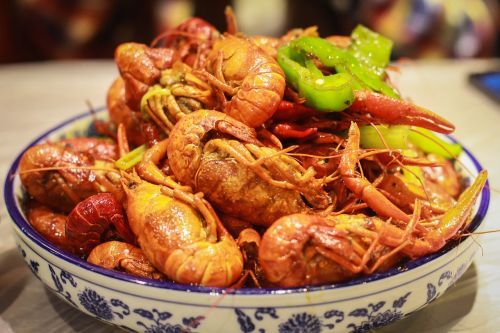 crayfish chinese dishes shanghai
