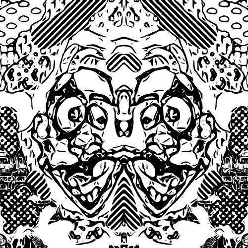 crazy duo art