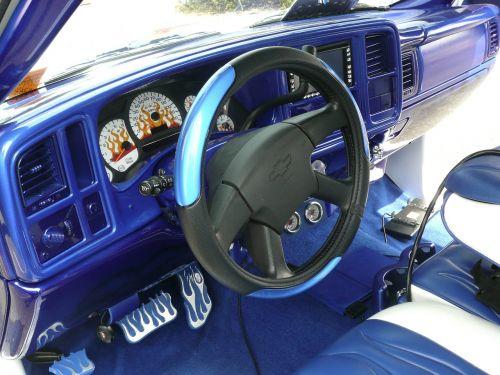 crazy car interior car