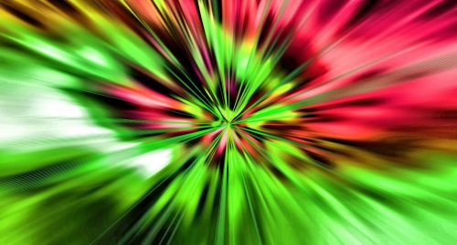 Crazy Colors Explosion