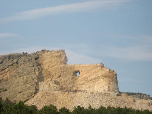 Crazy Horse Memorial 2009