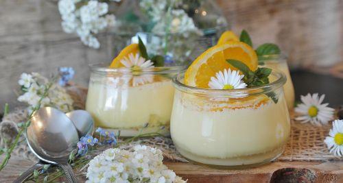 cream orange cream oranges
