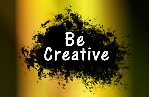 creativity graphics the background