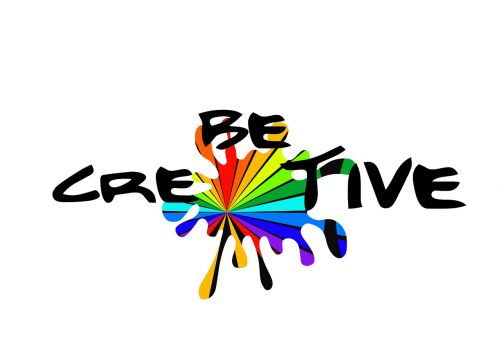 creativity color dab