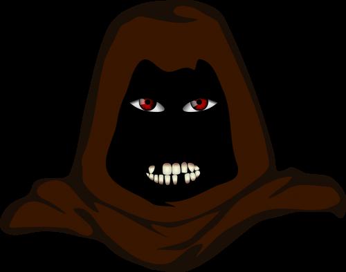 creature evil hood