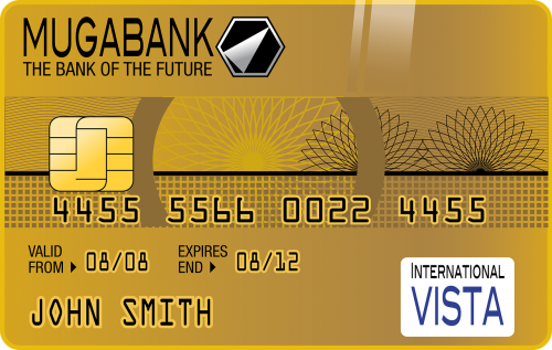 credit card electronic