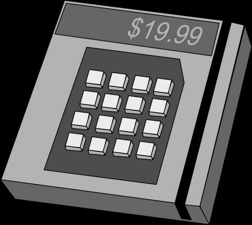 credit debit pay