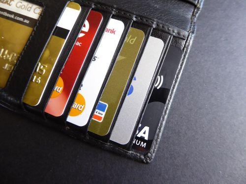 credit card card wallet