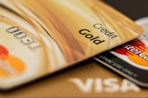 credit card master card visa card