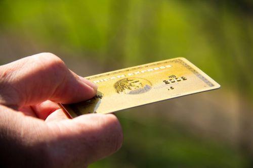 credit card american express credit