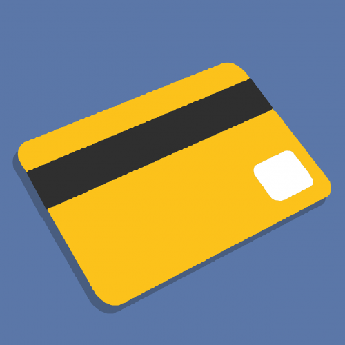 credit card electronic money payment