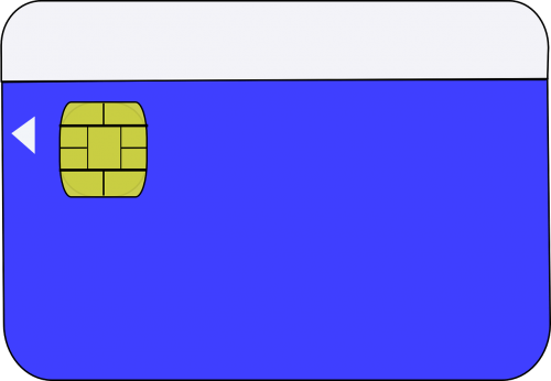kredito kortelė,lustinė kortelė,mokėjimas,debetas,kortelė,id,lustas,plastmasinis,nemokama vektorinė grafika