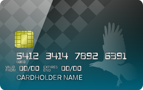 credit card debit card card