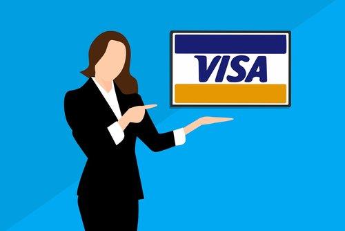 credit card  visa  card