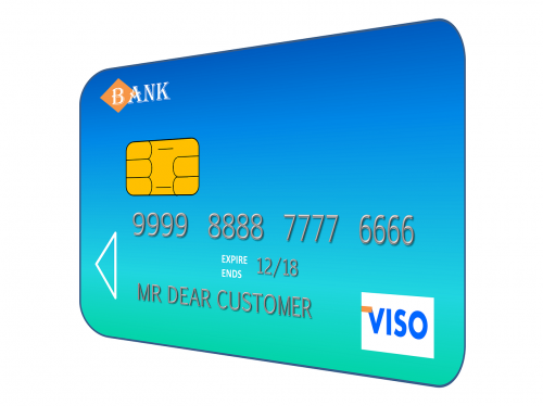 credit card payment bank