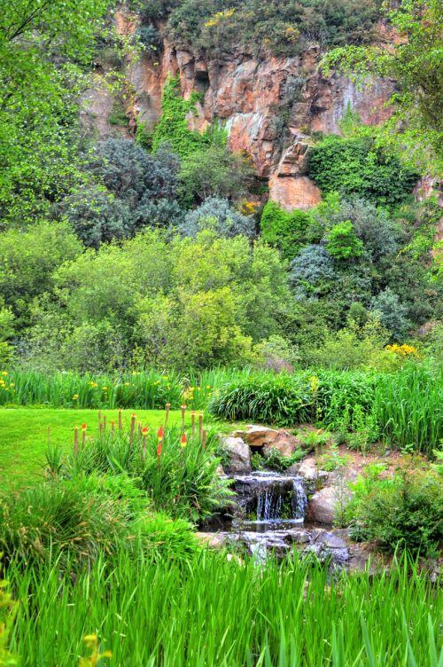 upelis,uolos,slėnis,medis,gamta,mažas slėnis,kraštovaizdis,gėlės,vasara,france,upė,kaskados,krioklys,vandens,žalias,vandens Kraštas,vandens telkiniai,vanduo