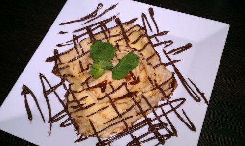 crepes dessert french