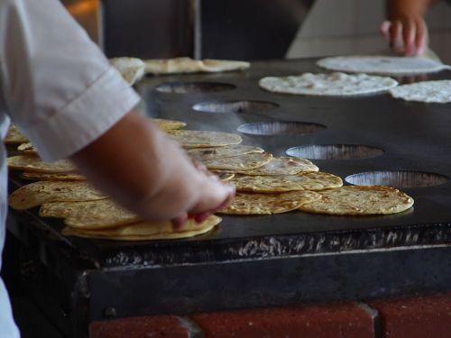 crepes pancake stove