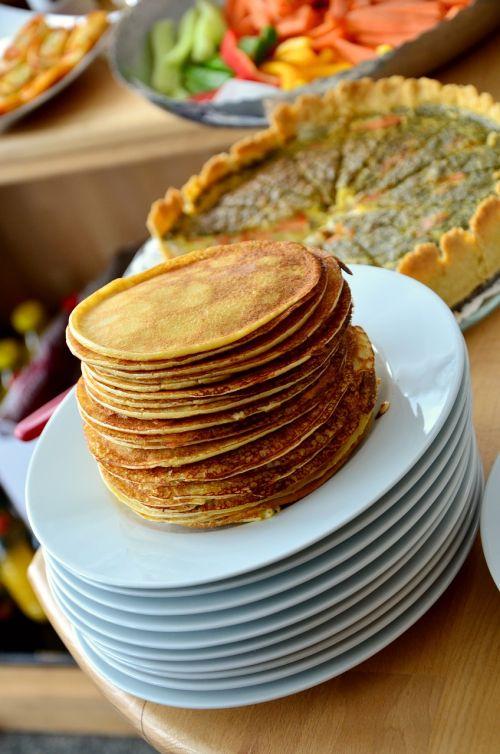crepes pancake eat