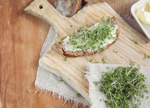 cress food green