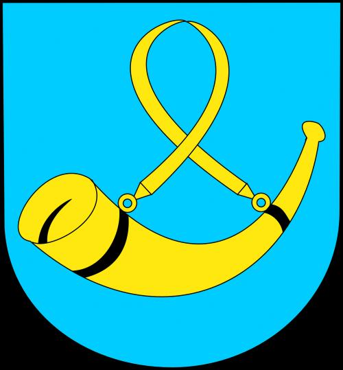 crest poland horn